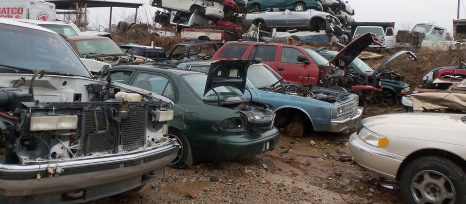 Auto Salvage Yards