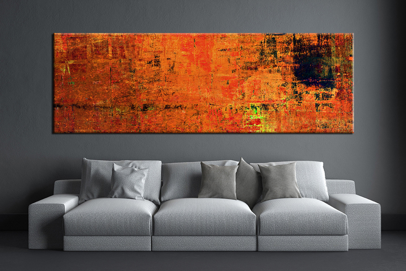Large Abstract Art0