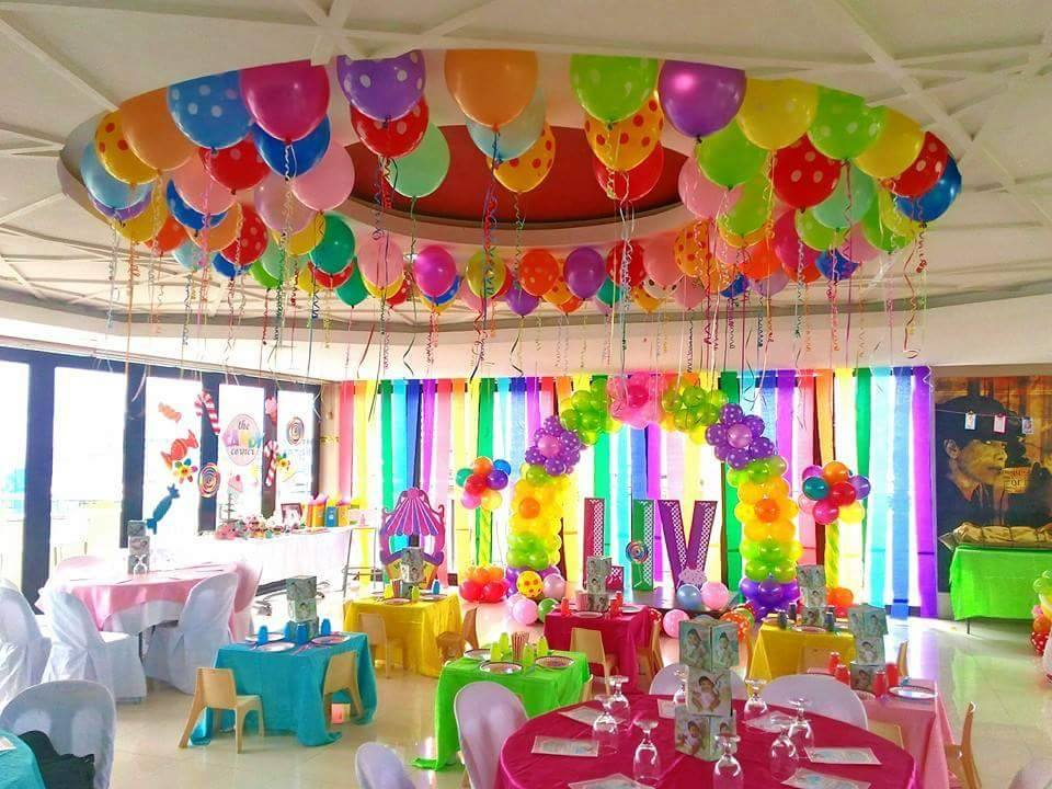 Birthday Party Venues